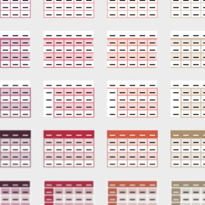 طراحی جدول در ورد